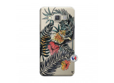 Coque Samsung Galaxy A7 2015 Leopard Tree