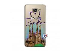 Coque Samsung Galaxy A7 2015 i Love Barcelona I Love Barcelona