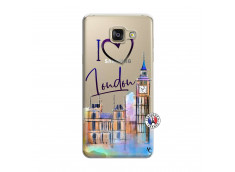 Coque Samsung Galaxy A7 2015 I Love London