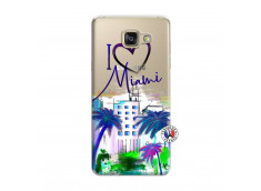 Coque Samsung Galaxy A7 2015 I Love Miami