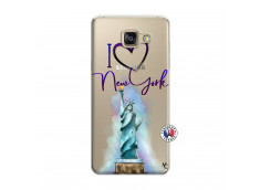 Coque Samsung Galaxy A7 2015 I Love New York