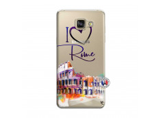 Coque Samsung Galaxy A7 2015 i Love Rome