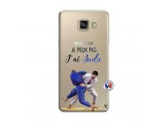 Coque Samsung Galaxy A7 2015 Je peux pas j'ai Judo