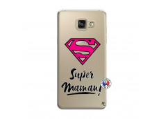 Coque Samsung Galaxy A7 2015 Super Maman