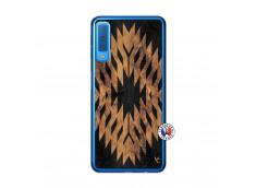 Coque Samsung Galaxy A7 2018 Aztec One Motiv Translu