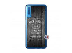 Coque Samsung Galaxy A7 2018 Old Jack Translu