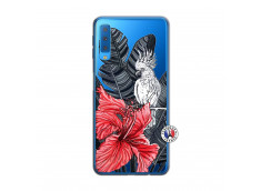 Coque Samsung Galaxy A7 2018 Papagal