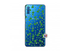 Coque Samsung Galaxy A7 2018 Petits Serpents