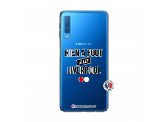 Coque Samsung Galaxy A7 2018 Rien A Foot Allez Liverpool