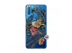 Coque Samsung Galaxy A7 2018 Leopard Tree