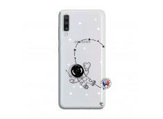 Coque Samsung Galaxy A70 Astro Girl