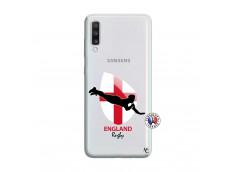 Coque Samsung Galaxy A70 Coupe du Monde Rugby-England