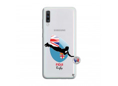 Coque Samsung Galaxy A70 Coupe du Monde Rugby Fidji