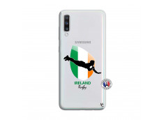 Coque Samsung Galaxy A70 Coupe du Monde Rugby-Ireland