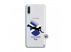 Coque Samsung Galaxy A70 Coupe du Monde Rugby-Scotland