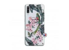 Coque Samsung Galaxy A70 Flower Birds