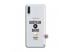 Coque Samsung Galaxy A70 Gouteur De Biere
