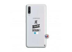 Coque Samsung Galaxy A70 Je Crains Degun