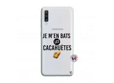 Coque Samsung Galaxy A70 Je M En Bas Les Cacahuetes