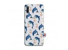 Coque Samsung Galaxy A70 Dauphins