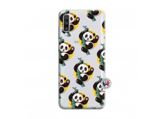 Coque Samsung Galaxy A70 Pandi Panda