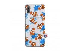 Coque Samsung Galaxy A70 Poisson Clown
