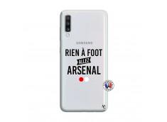 Coque Samsung Galaxy A70 Rien A Foot Allez Arsenal