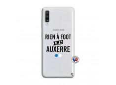 Coque Samsung Galaxy A70 Rien A Foot Allez Auxerre