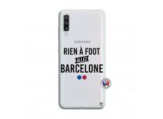 Coque Samsung Galaxy A70 Rien A Foot Allez Barcelone