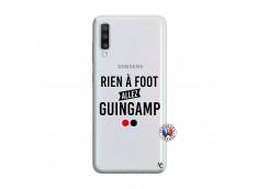 Coque Samsung Galaxy A70 Rien A Foot Allez Guingamp