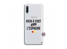 Coque Samsung Galaxy A70 Rien A Foot Allez L'Espagne