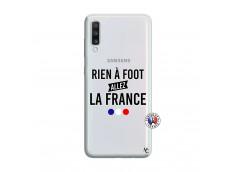 Coque Samsung Galaxy A70 Rien A Foot Allez La France