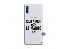 Coque Samsung Galaxy A70 Rien A Foot Allez Le Maroc