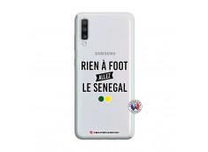 Coque Samsung Galaxy A70 Rien A Foot Allez Le Senegal
