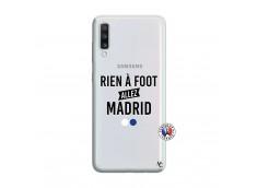 Coque Samsung Galaxy A70 Rien A Foot Allez Madrid