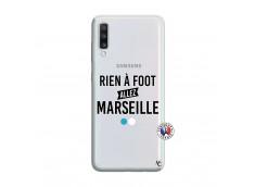 Coque Samsung Galaxy A70 Rien A Foot Allez Marseille