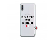 Coque Samsung Galaxy A70 Rien A Foot Allez Monaco
