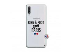 Coque Samsung Galaxy A70 Rien A Foot Allez Paris