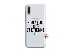 Coque Samsung Galaxy A70 Rien A Foot Allez St Etienne
