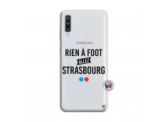 Coque Samsung Galaxy A70 Rien A Foot Allez Strasbourg