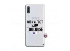 Coque Samsung Galaxy A70 Rien A Foot Allez Toulouse