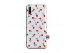 Coque Samsung Galaxy A70 Rose Pattern