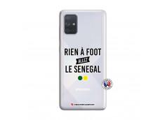 Coque Samsung Galaxy A71 Rien A Foot Allez Le Senegal