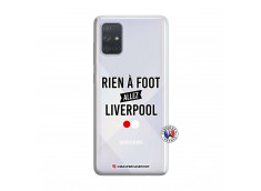 Coque Samsung Galaxy A71 Rien A Foot Allez Liverpool