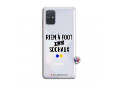 Coque Samsung Galaxy A71 Rien A Foot Allez Sochaux