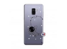Coque Samsung Galaxy A8 2018 Astro Girl