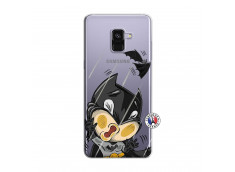 Coque Samsung Galaxy A8 2018 Bat Impact