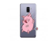 Coque Samsung Galaxy A8 2018 Pig Impact
