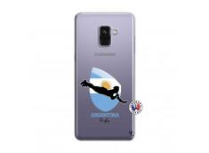 Coque Samsung Galaxy A8 2018 Coupe du Monde Rugby-Argentine