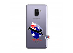 Coque Samsung Galaxy A8 2018 Coupe du Monde Rugby-Australia